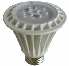 LED 8W (Eq to 40W) PAR20 e26 120V Dimmable UL Approved