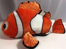 """Disney Store 16"""" FINDING NEMO Plush Clownfish Stuffed Animal Toy"""