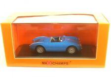 Porsche 550 Spyder (blue) 1955