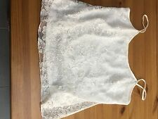 Waist Length Lace Casual Petite Tops & Shirts for Women