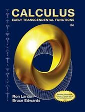 Calculus: Early Transcendental Functions 6th Edition PDF VERSION
