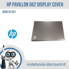 HP Pavillion G62 Cover Display Lcd 605906-001 front cover lcd panel  webcam