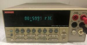 Keithley 2015 6 1/2 Digit Digital Multimeter