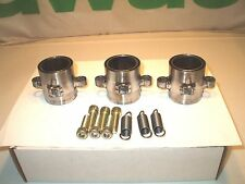 Kawasaki NEW H1 500,H2 750 Chamber Flanges /Spigots + Springs Denco,Wirges,Gast