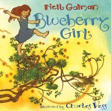 Blueberry Girl by Neil Gaiman (Hardback)
