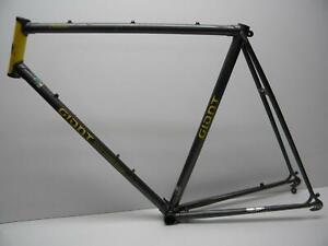 Vintage Giant Peloton Bike Frame CR-MO