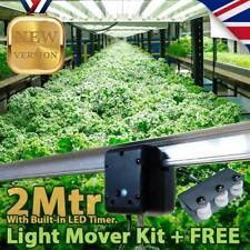 Hydroponics Grow Light Mover LightRail Intellidrive 3.5 4.0 Jupiter 2 LED CFL T5