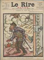 Journal Le RIRE Rouge, édition de guerre N° 109 du 16 décembre 1916