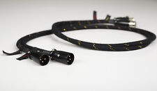 Wired Audio Conductors-XLR Interconnect CUAG/OCDE Solid Core 4n Argent 1,0 m