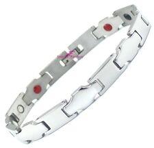 Ladies Unisex Mens Bio Energy 4in1 Magnetic Bracelet - ARTHRITIS PAIN RELIEF