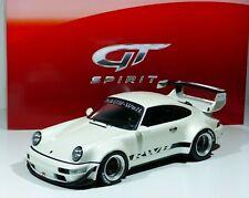 Porsche 911 (964) RWB pearl- white RAUH WELT 1:12 GT173 GT Spirit