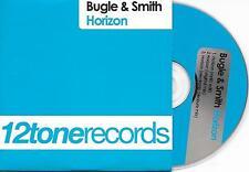 BUGLE & SMITH - Horizon CD SINGLE 3TR Trance Dutch Cardsleeve 2008