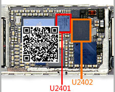 iPhone 6 Plus & iPhone 6 Touch Screen Digitizer IC Chip U2401 U2402 Black Silver