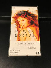 "Mariah Carey-Make It Happen-Japanese 3"" CD Single-VG+ Condition"