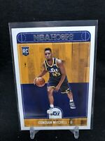 2017-18 Panini NBA Hoops Rookie #263 Donovan Mitchell Utah Jazz V14