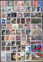 Francia - Lotto di 76 francobolli - Nuovi (** MNH)