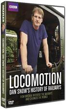 Locomotion - Dan Snow's History of Railways (2013) - NEW DVD