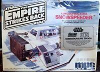 Star Wars LUKE SKYWALKERS SNOWSPEEDER Empire Strikes Back MPC 8914 Model Kit NEW