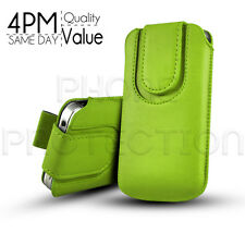 Knopf Premium PU Leder Pull Tab Etui Case Cover Für Verschiedene Motorola Handys