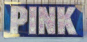 Victoria's Secret PINK Store Signage Prop Display Sign 2014 Mirrored NO LIGHTS