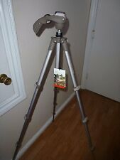 Manfrotto Compact Series Photo-Video Tripod MKC3-H02