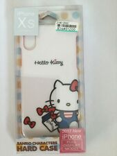 iPhone X or Xs hello kitty hard case Sanrio characters Japan case brand new