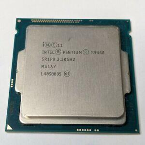 Intel Pentium Dual G3440 3.30GHz Socket LGA1150 Processor CPU (SR1P9)