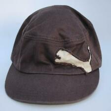 PUMA Brown Baseball Cap Hat One Size Strapback