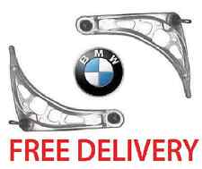 BMW E46 316 318 320 320D 323 325 330 (98-06)TWO FRONT LOWER WISHBONES ARMS *NEW*