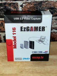 EzCap Capture Card Usb Boxed Recorder Video xbox 360