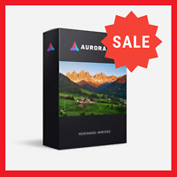 🌟OFFER🌟AURORA HDR 2020 ✔️ windows ✔️ Preactivated ✔️ Instant Delivery✔️