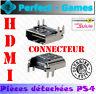 Connecteur socket port audio video 19 pin HDMI connector console Playstation PS4
