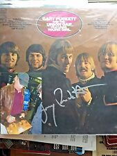 Gary Puckett of the Union Gap hand signed record album autographed [choice]!