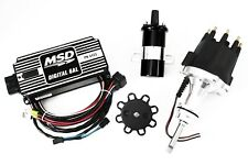 Dodge Mopar 318 340 360 MSD Ignition 6AL Box TSP Pro Billet Distributor & Coil