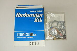 NOS Tomco Fuel Injector Kit 5272A fits Toyota 1971-1973