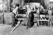 pt9620 - Rotherham , British Steel Corporation Millsands Yorkshire - photograph