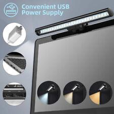LED Desk Lamp USB Computer Laptop Monitor Screen Clamping...