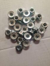 Bicycle Nuts 3/8x26T Chrome (25pc) Freewheel