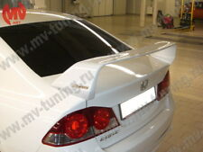 MV-Tuning Rear Wing Spoiler Mugen Style for Honda Civic 4D 8th gen 2006-2012