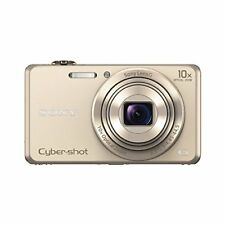 Appareils photo numériques compacts Sony or