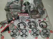 Toyota 18RC Celica Master Kit Pistons & Rings Gaskets Rod & Mains,Timing Kit OP