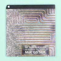 Apple Developer CD Series October 1998: Mac OS SDK Software