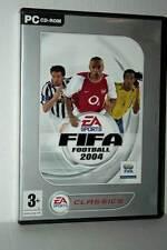 FIFA FOOTBALL 2004 GIOCO USATO OTTIMO STATO PC CDROM VERSIONE ITALIANA ML3 41889