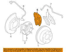 2003-2009 HUMMER H2 PASSENGER FRONT BRAKE CALIPER NEW GM #  25846387