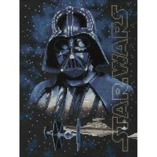 Dimensions Star Wars Counted Cross-stitch Kit 9in X 12in - Darth Vader (14 Count