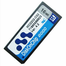 M-Systems 16MB Disk On Chip 2000 DIP MD2202-D16 DOC Flash Memory Module Genuine