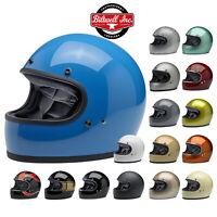Biltwell Gringo Full Face Motorcycle Helmet (2020)