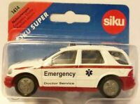 SIKU 1414 Mercedes Benz ML320 Emergency Doctor Car