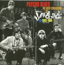 CD  THE YARDBIRDS  PSYCHO BLUES : 1963-1966