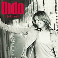 FREE US SHIP. on ANY 2+ CDs! ~Used,Good CD Dido: Life for Rent